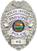 Parsons Police Department Badge